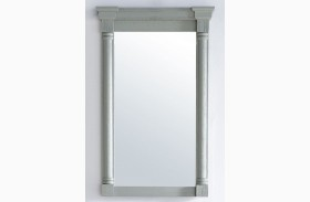 Savannah/Providence Urban Gray Mirror