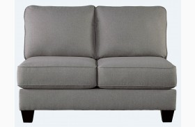 chamberly alloy armless loveseat