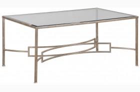 Eilinora Silver Coffee Table