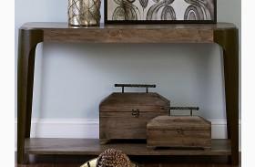 Sapphire Lakes Bark Sofa Table