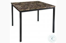 Tempe Black Counter Height Dining Table