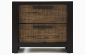 Axel 2 Drawer Nightstand