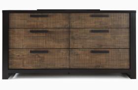 Axel 6 Drawer Dresser