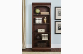 Brayton Manor Jr Executive Open Bookcase