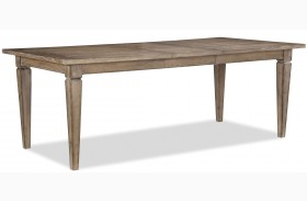 Brownstone Village Extendable Leg Table