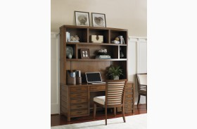 Longboat Key Warm Sundrenched Credenza With Deck