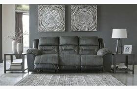 Earhart Slate Reclining Sofa