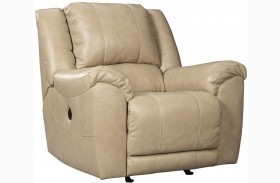 Yancy Galaxy Power Rocker Recliner