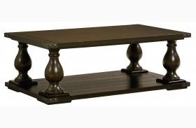 Pierwood Rectangular Cocktail Table