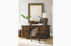 Bal Harbor Rich Sienna Isle of Palms Credenza