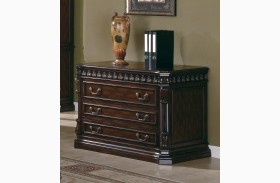 Union Hill Rich Brown Home Office File Cabinet