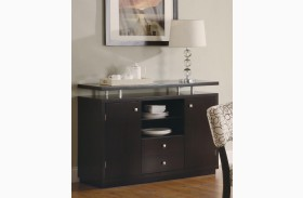 Libby Server Buffet With Floating Top