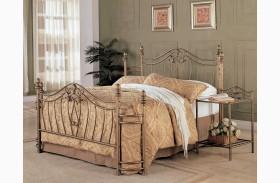300171F Violet Full Size Bed