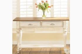 Ocean Isle Sofa Table