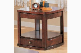 Evans End Table - 700247