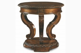 Pemberleigh Round End Table