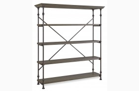 Curated Berkeley3 Brownstone Great Room Rack