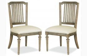 Curated Berkeley3 Studio Cafe Chair Set of 2
