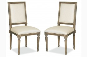 Curated Berkeley3 Studio Bergere Chair Set of 2