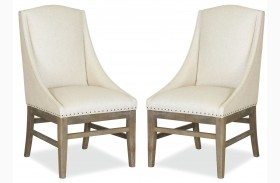Curated Berkeley3 Studio Urban Arm Chair Set of 2