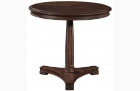 Cranford Round Lamp Table