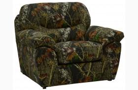 Cumberland Mossy Oak New Breakup Chair and A Half