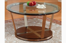 Dunham Round Cocktail Table