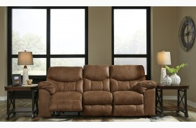 Boxberg Brown Reclining Living Room Set From Ashley Coleman Furniture