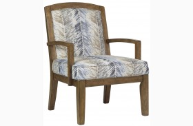 Hillsway Multi Color Accent Chair