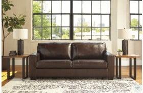 Morelos Chocolate Sofa