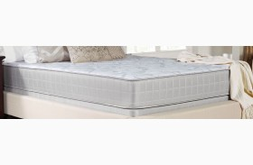Crystal Cove LI Gray King Plush Mattress