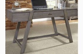 Moss Creek Gray Writing Desk