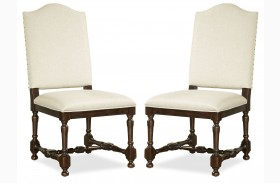 Proximity Upholstered Side Chair Set of 2