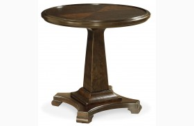 Proximity Round End Table