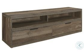 "Danio Rustic Natural 64"" TV Stand"