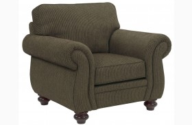 Cassandra Affinity Chenille Fabric Chair