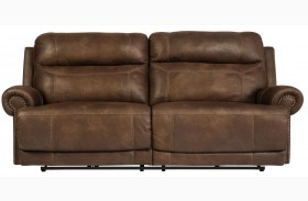 Austere Brown Sofa
