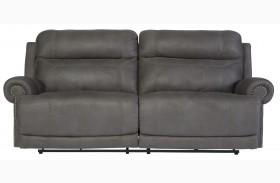Austere Gray Sofa
