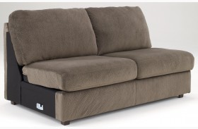 Jessa Place Dune Armless Loveseat : jessa place dune sectional dimensions - Sectionals, Sofas & Couches