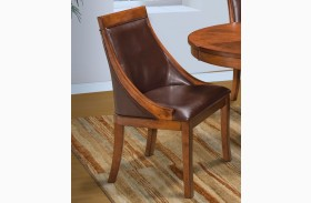 Aspen Round Table Club Chair Set of 2
