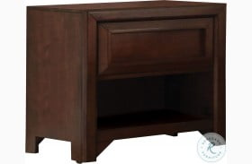 Greenough Maple Oak Nightstand