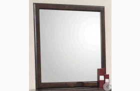 Greenough Maple Oak Mirror
