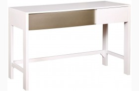 Havering Blanco and Sterling Desk