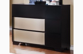 Havering Black and Sterling Youth Dresser
