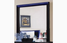 Havering Black and Sterling Youth Mirror