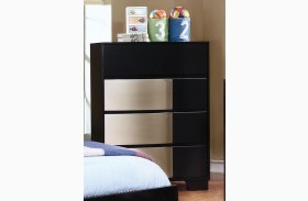 Havering Black and Sterling Youth Chest