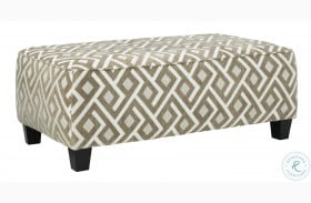 Dovemont Putty Accent Ottoman
