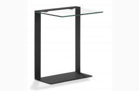 Zeon Side Table Black