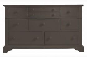 Coastal Living Gloucester Grey Getaway Dresser