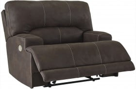 Kitching Java Oversized Power Recliner